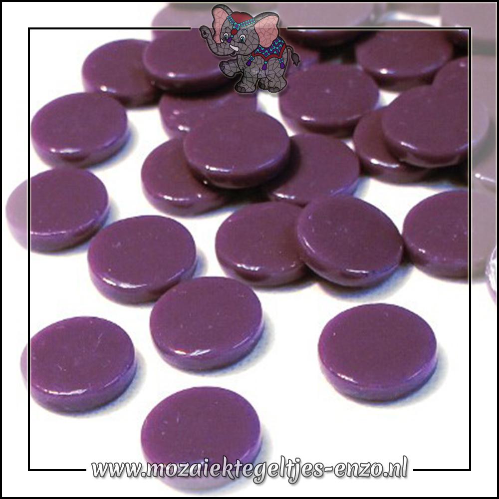 Glasdruppels Normaal | 18mm | Enkele Kleuren | 50 gram | Deep Purple