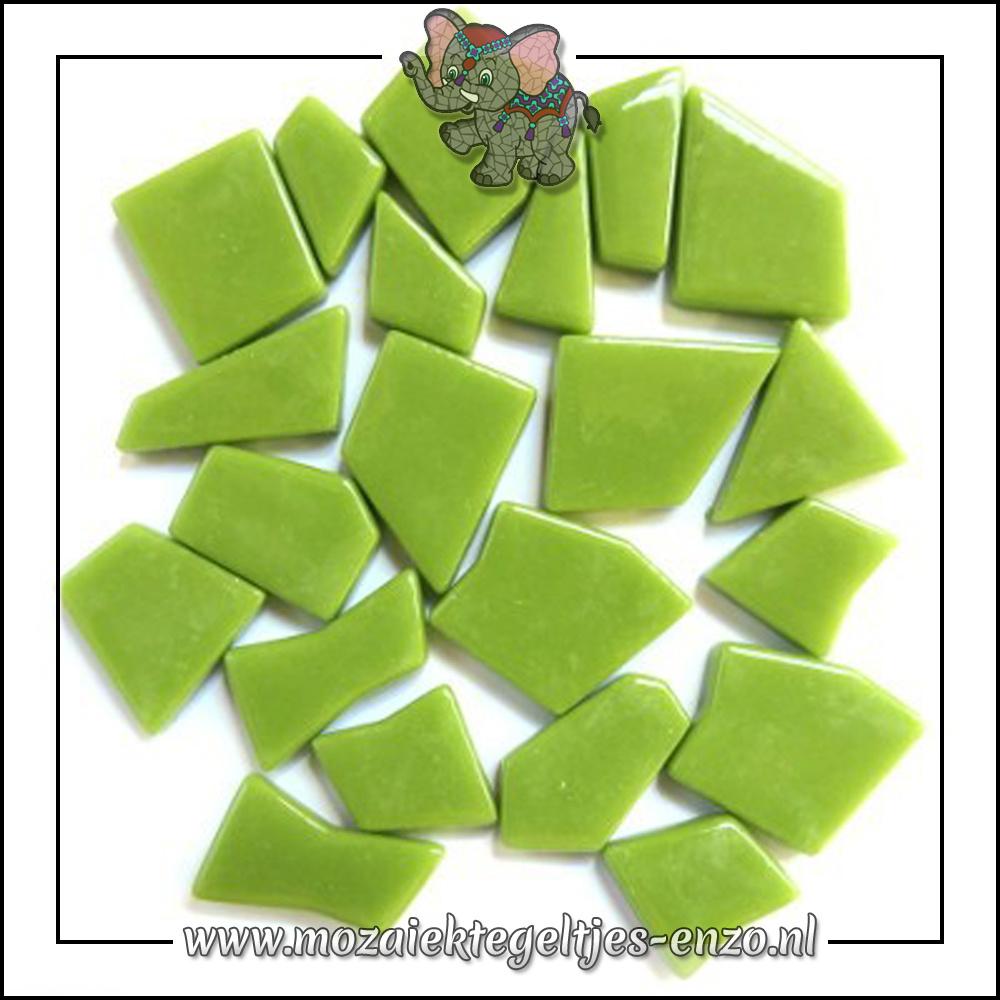 Snippets Puzzelstukjes Normaal | Enkele Kleuren | 50 gram |New Green