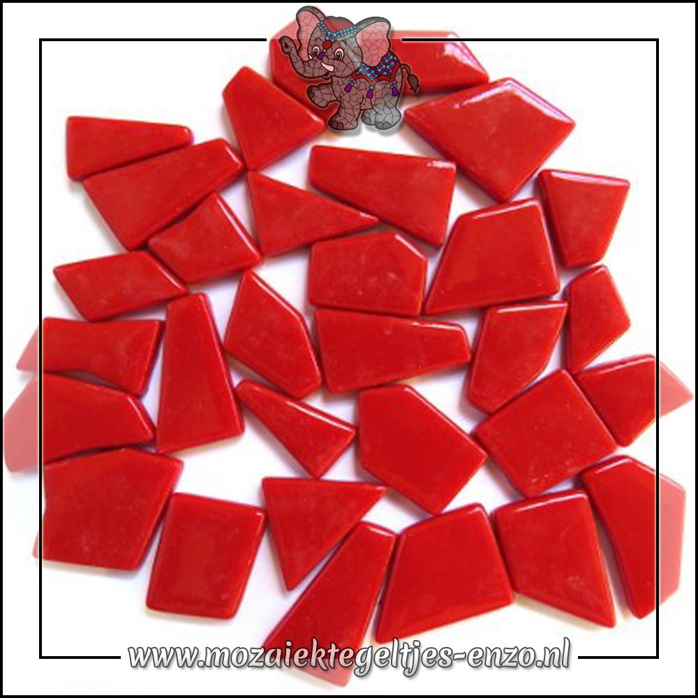 Snippets Puzzelstukjes Normaal | Enkele Kleuren | 50 gram |Blood Red