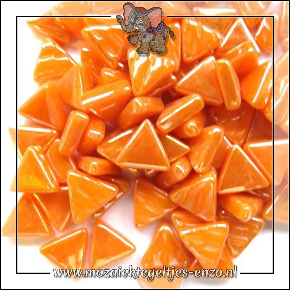 Art Angles Parelmoer   10mm   Enkele Kleuren   50 gram  Opal Orange