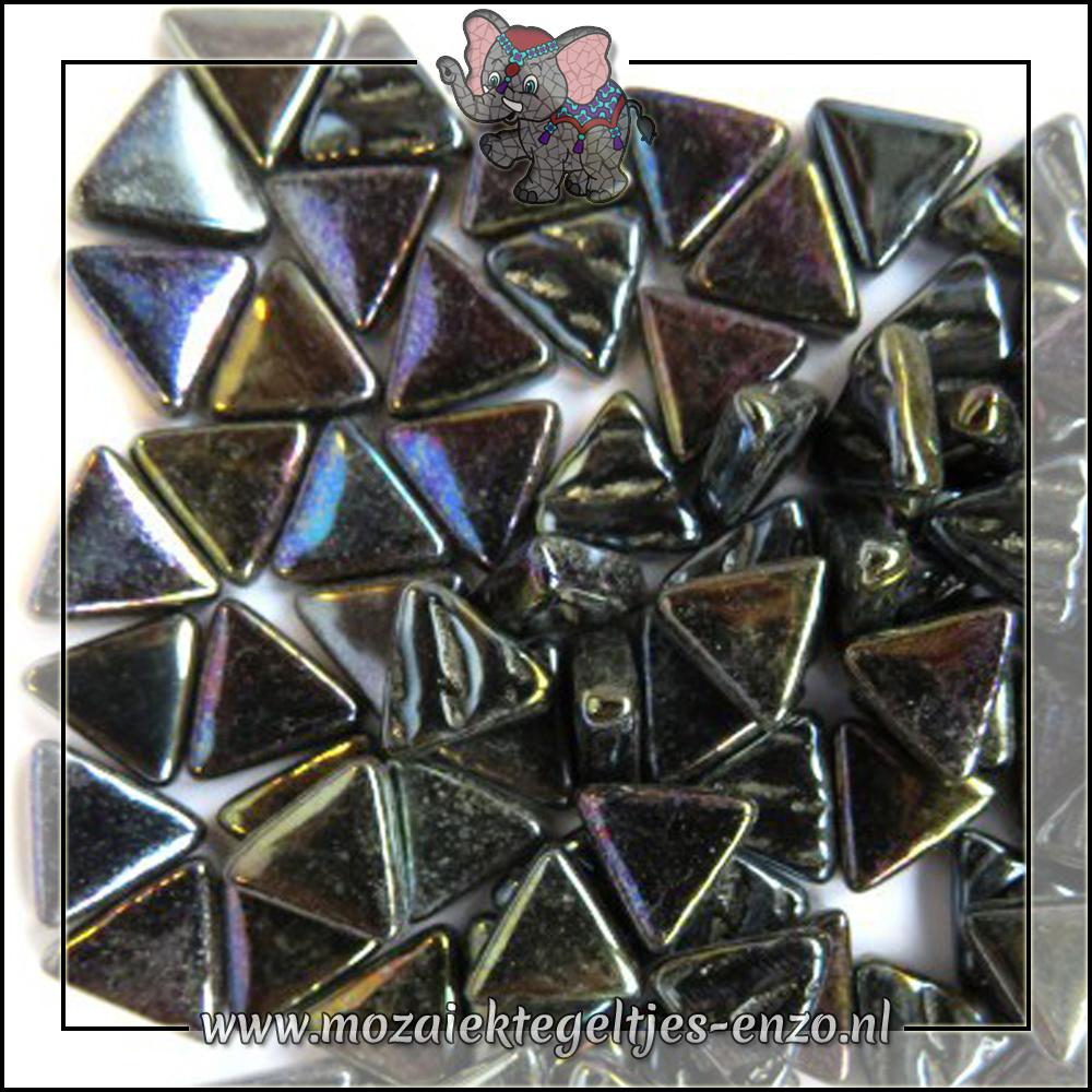 Art Angles Parelmoer | 10mm | Enkele Kleuren | 50 gram |Opal Black