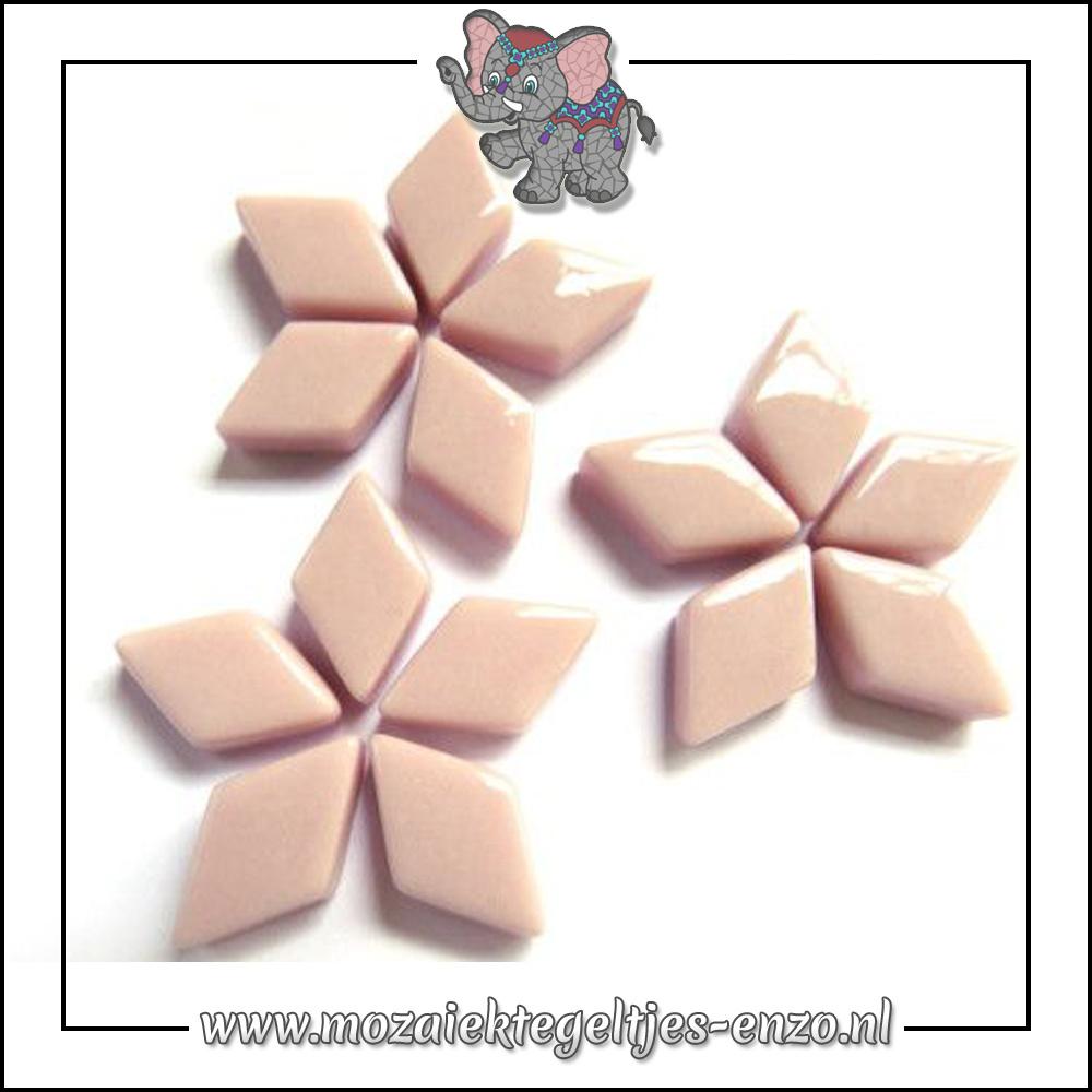 Diamonds Normaal | 12x19mm | Enkele Kleuren | 50 gram |Rose Petal