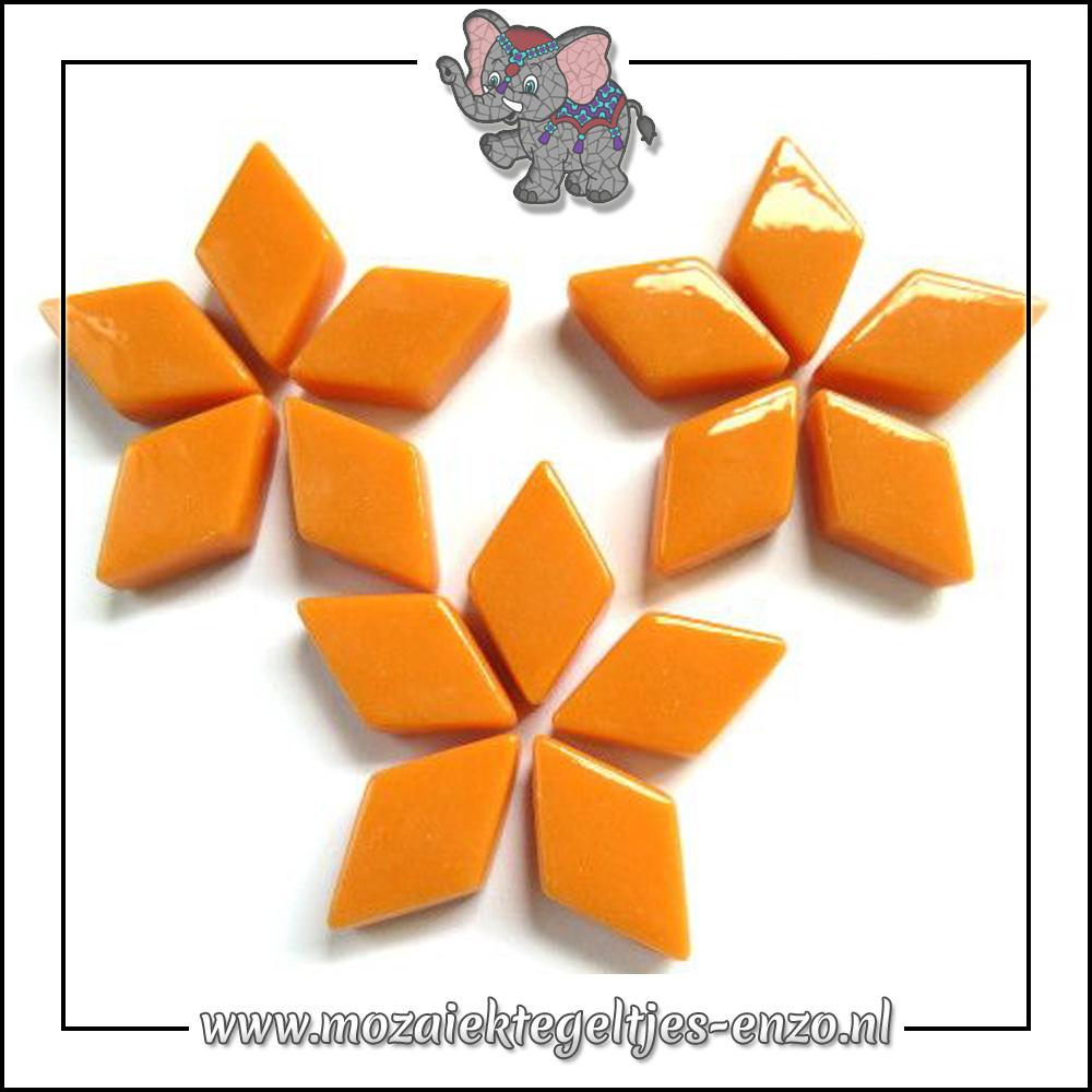Diamonds Normaal | 12x19mm | Enkele Kleuren | 50 gram |Orange Opal