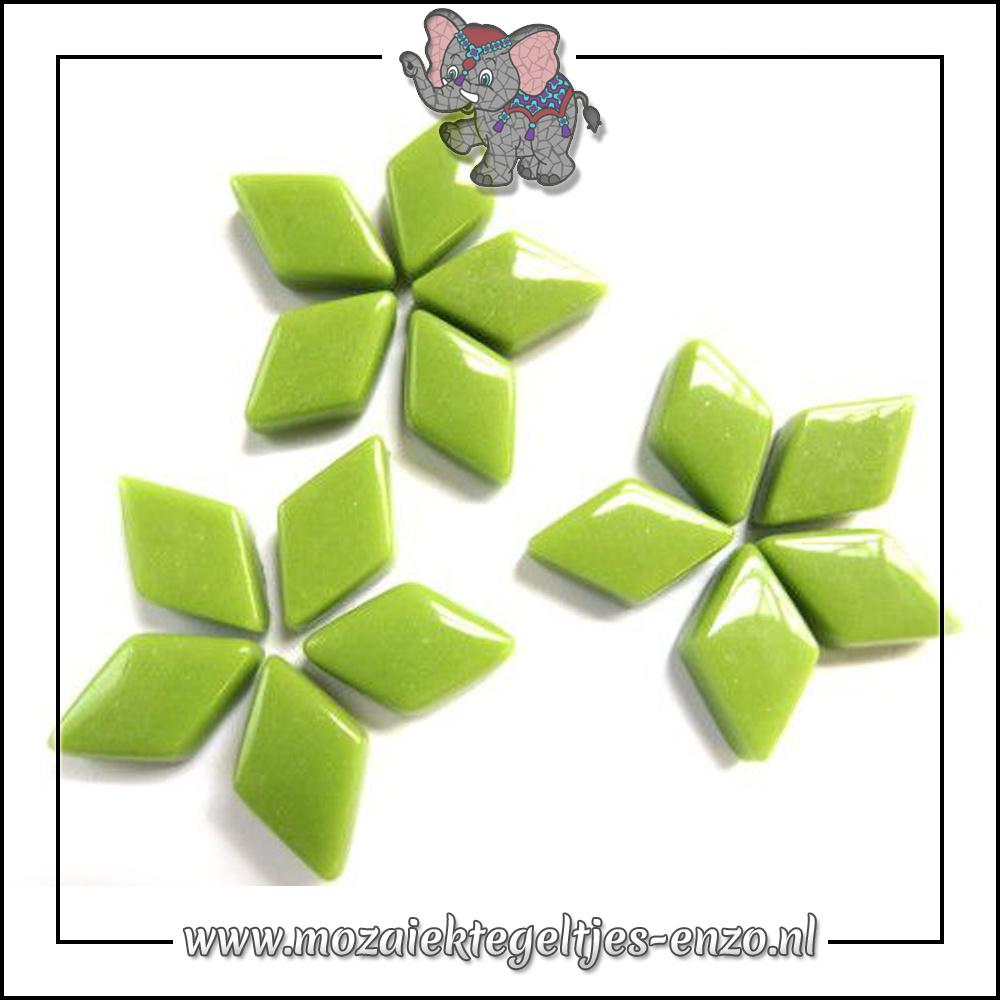 Diamonds Normaal | 12x19mm | Enkele Kleuren | 50 gram |New Green