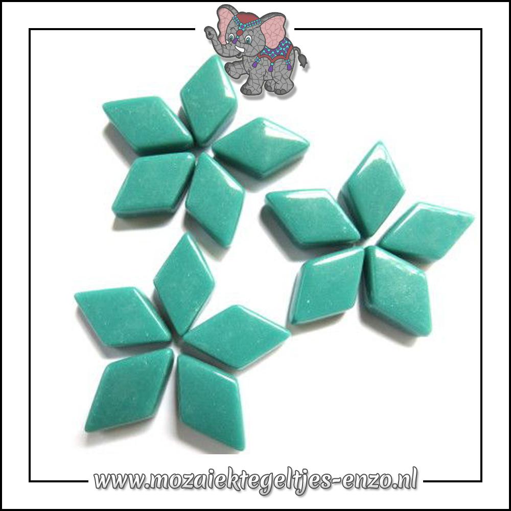 Diamonds Normaal | 12x19mm | Enkele Kleuren | 50 gram |Mid Teal