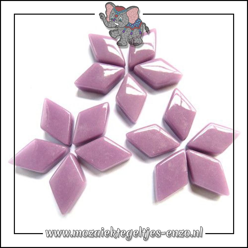 Diamonds Normaal | 12x19mm | Enkele Kleuren | 50 gram |Lilac