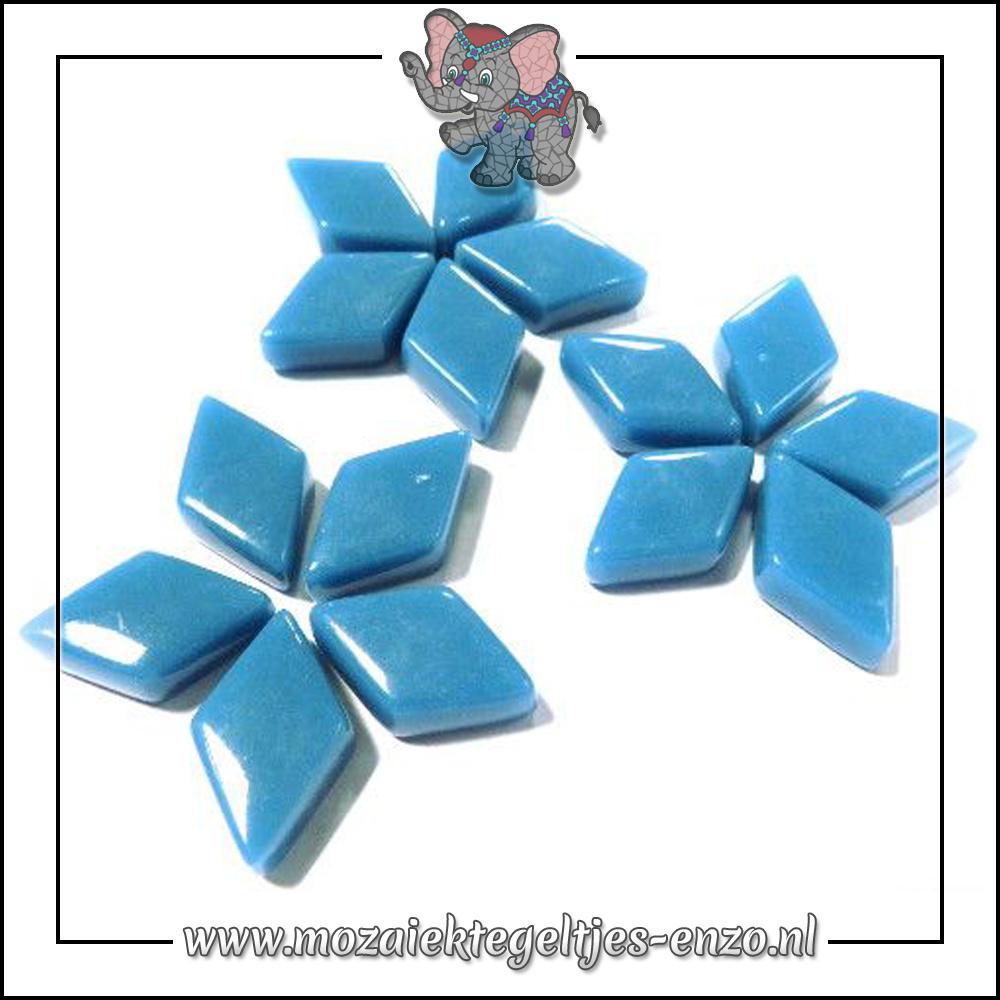 Diamonds Normaal | 12x19mm | Enkele Kleuren | 50 gram |Lake Blue