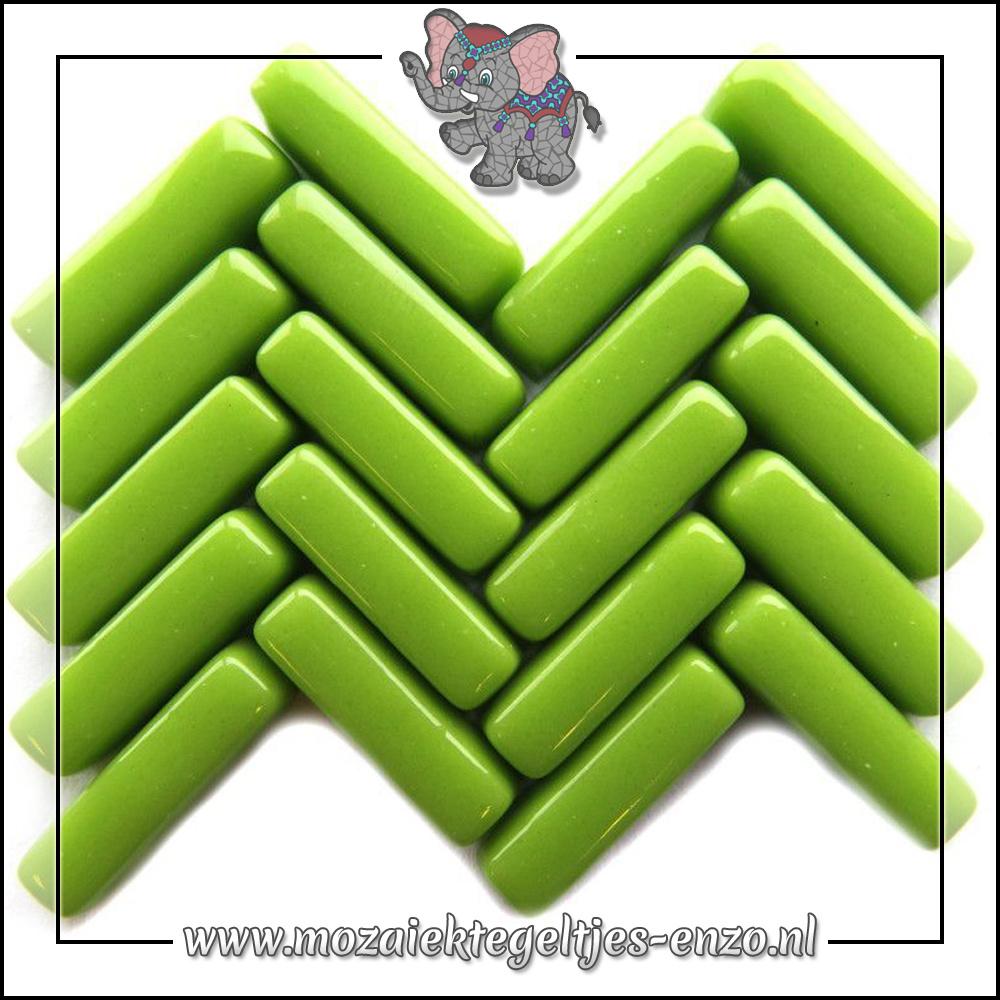 Stix Normaal | 6x20mm | Enkele Kleuren | 50 gram |Vivid Lime