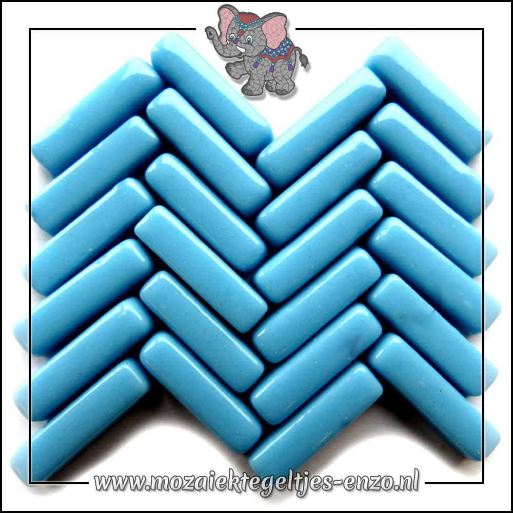Stix Normaal   6x20mm   Enkele Kleuren   50 gram  Soft Turquoise