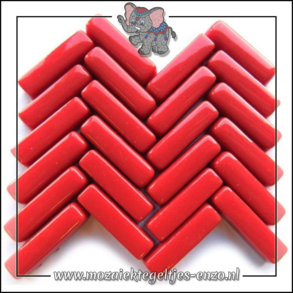 Stix Normaal | 6x20mm | Enkele Kleuren | 50 gram |Bold Red