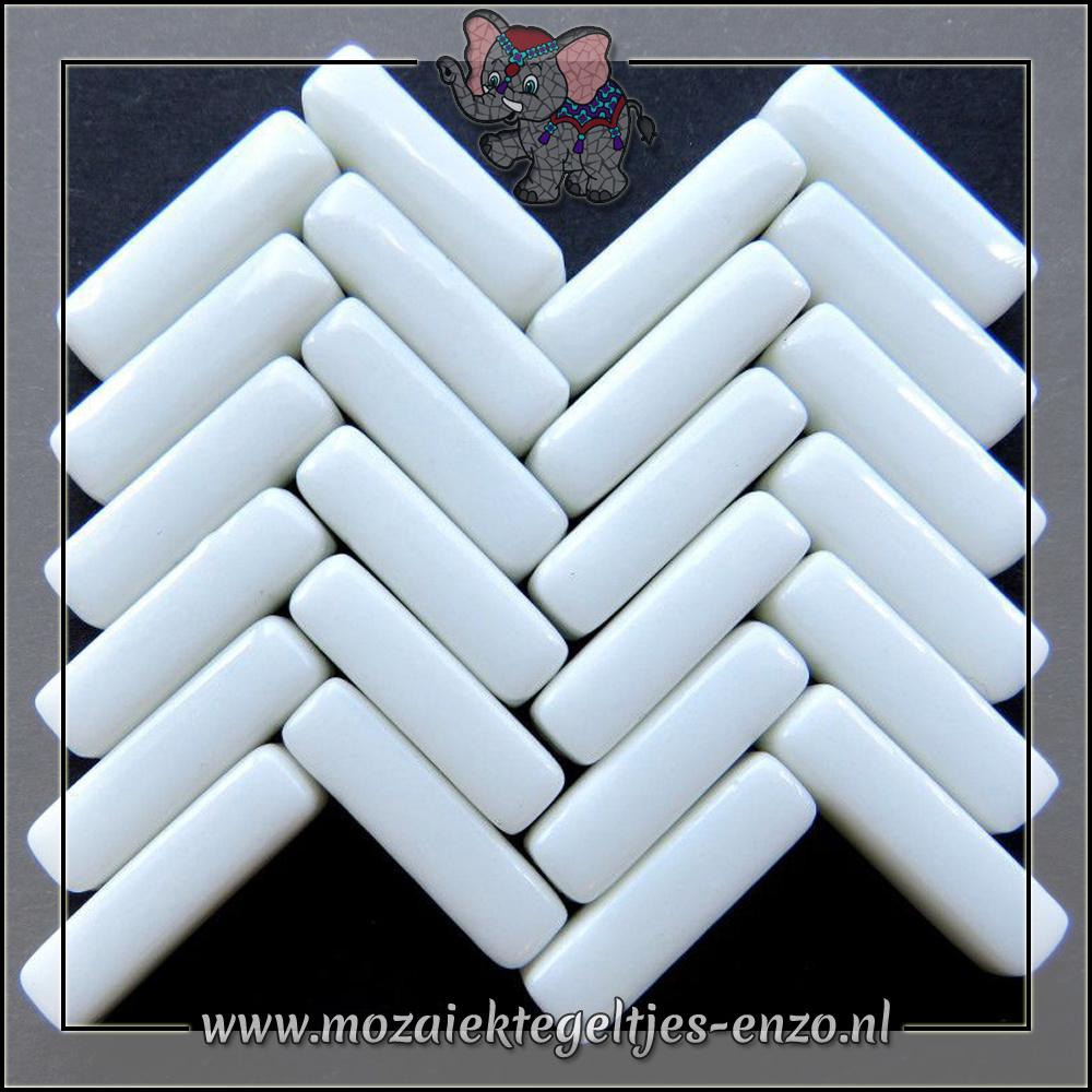 Stix Normaal   6x20mm   Enkele Kleuren   50 gram  Bright White