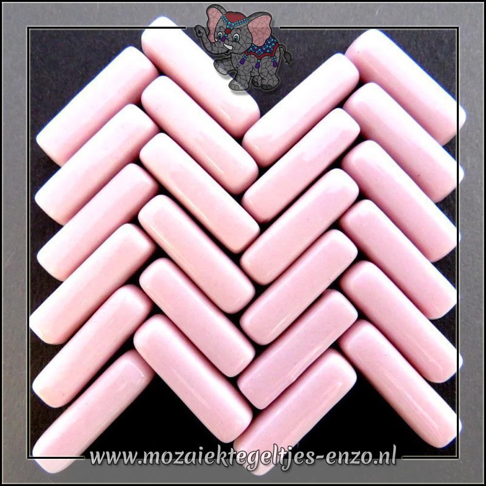 Stix Normaal   6x20mm   Enkele Kleuren   50 gram  Delicate Pink