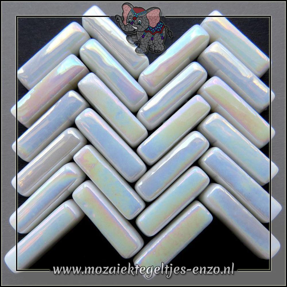 Stix Parelmoer | 6x20mm | Enkele Kleuren | 50 gram |White
