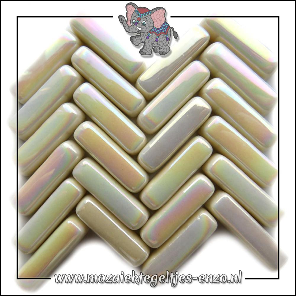 Stix Parelmoer | 6x20mm | Enkele Kleuren | 50 gram |Cream