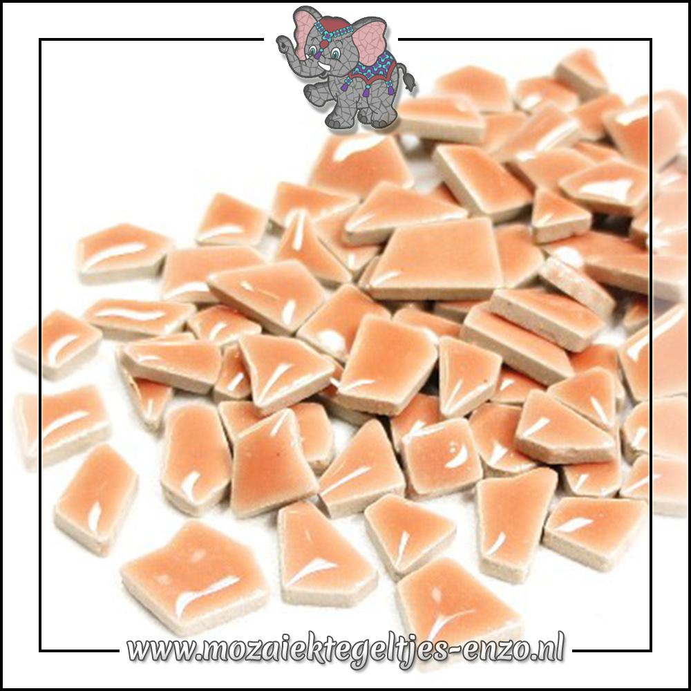 Keramiek Puzzelstukjes Normaal   Enkele Kleuren   50 gram  Wild Salmon