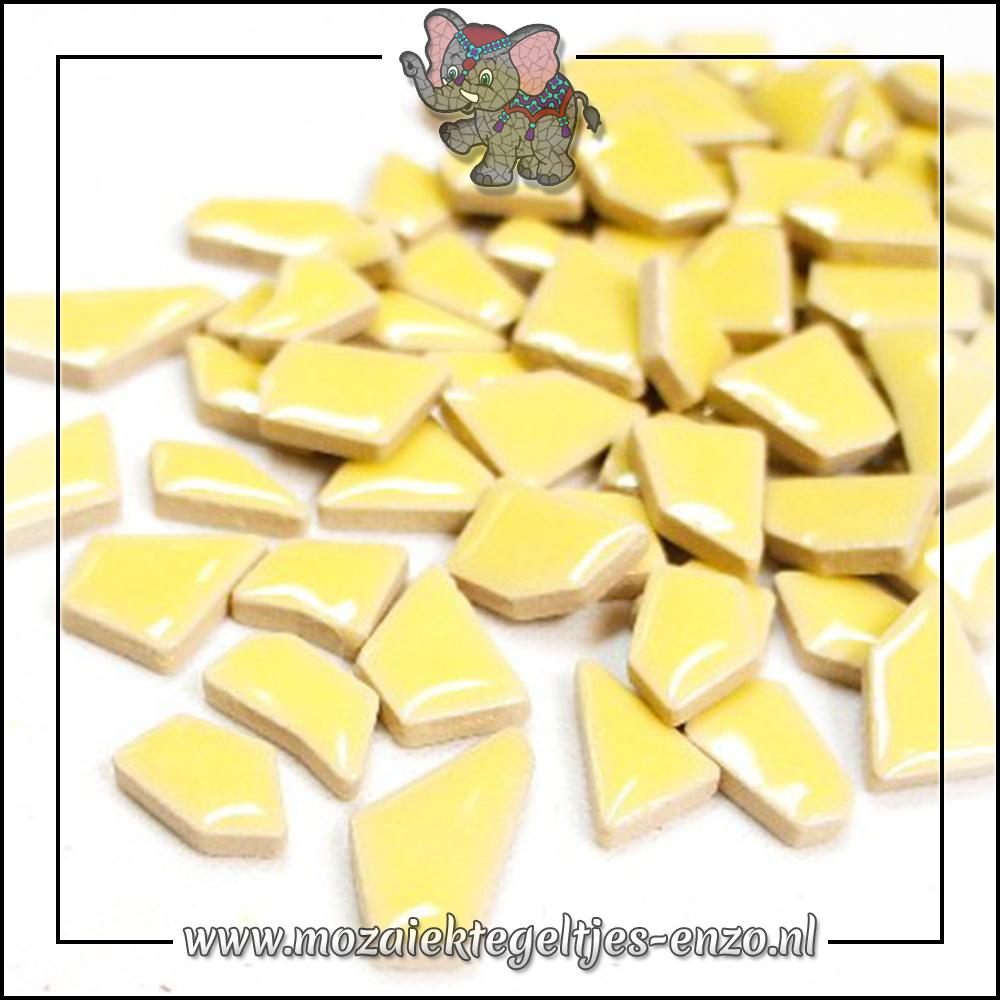 Keramiek Puzzelstukjes Normaal | Enkele Kleuren | 50 gram |Banana
