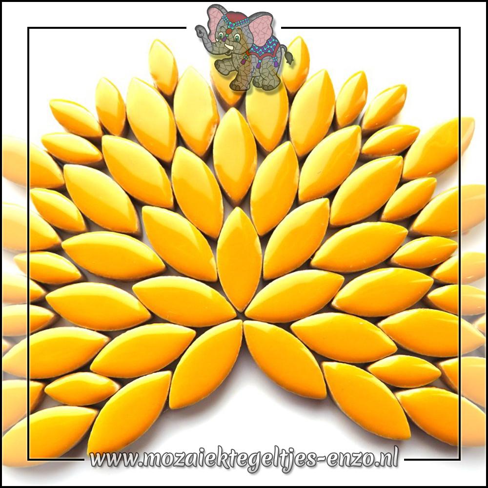 Keramiek Petals Normaal   14-21mm   Enkele Kleuren   50 gram  Curry