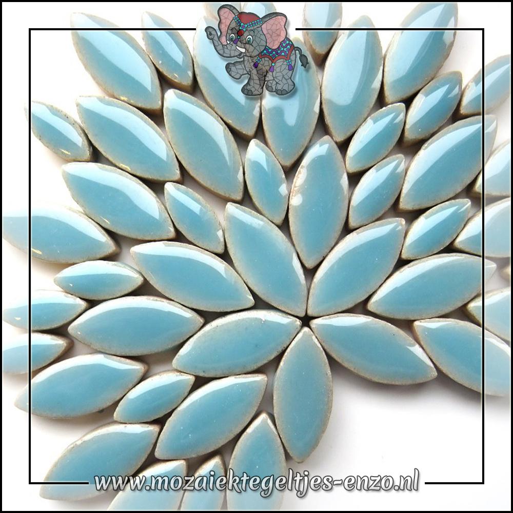 Keramiek Petals Normaal | 14-21mm | Enkele Kleuren | 50 gram |Azure