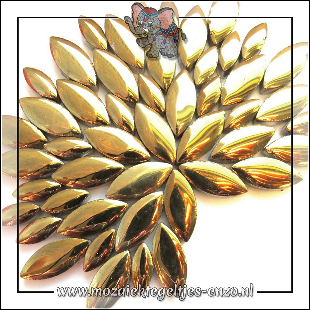 Keramiek Petals Normaal | 14-21mm | Enkele Kleuren | 50 gram |Gold