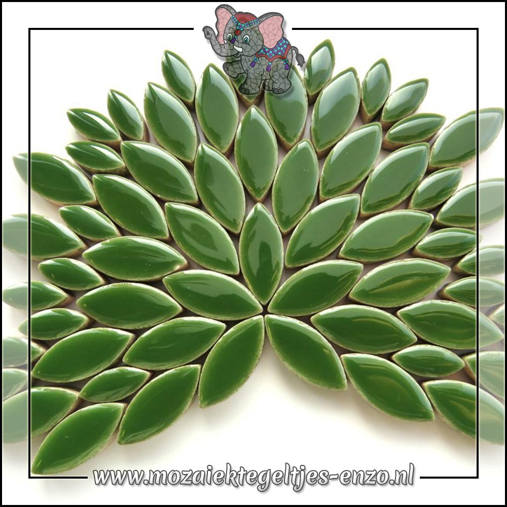 Keramiek Petals Normaal   14-21mm   Enkele Kleuren   50 gram  Eucalyptus