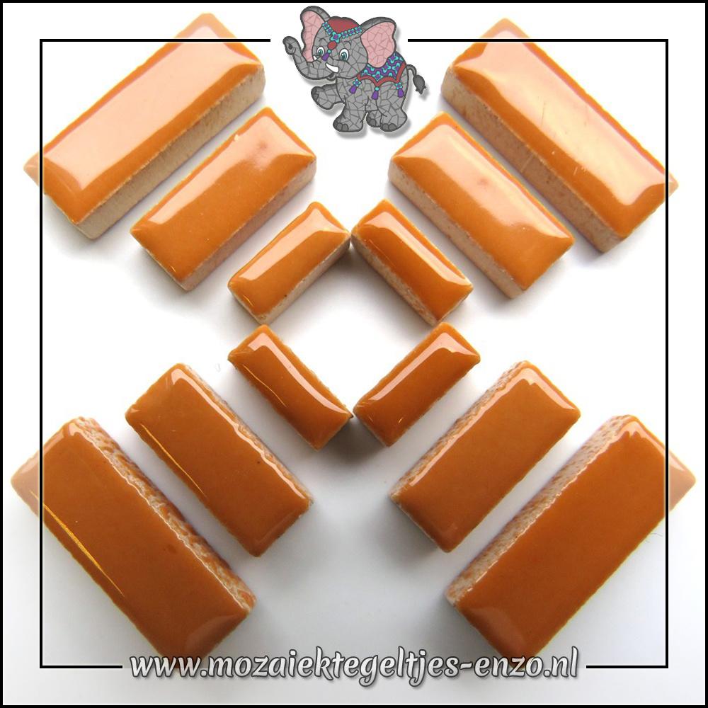Keramiek Rectangles Normaal   4-6-10mm   Enkele Kleuren   50 gram  Warm Sand