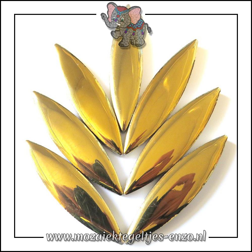 Keramiek Petals XL Normaal   60mm   Enkele Kleuren   1 stuks  Gold