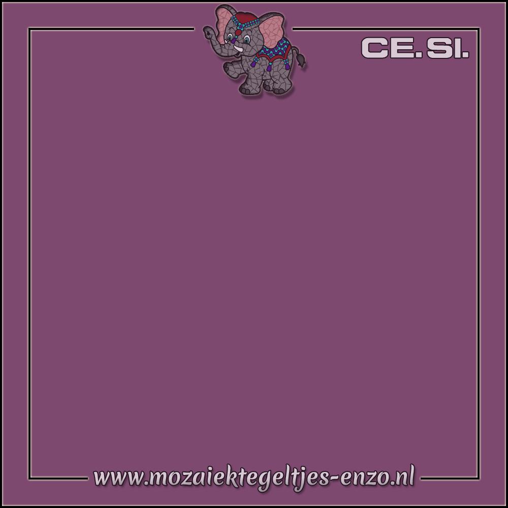 Cesi Mat Glanzend | 20cm | Op bestelling | 1 stuks |Amaranth