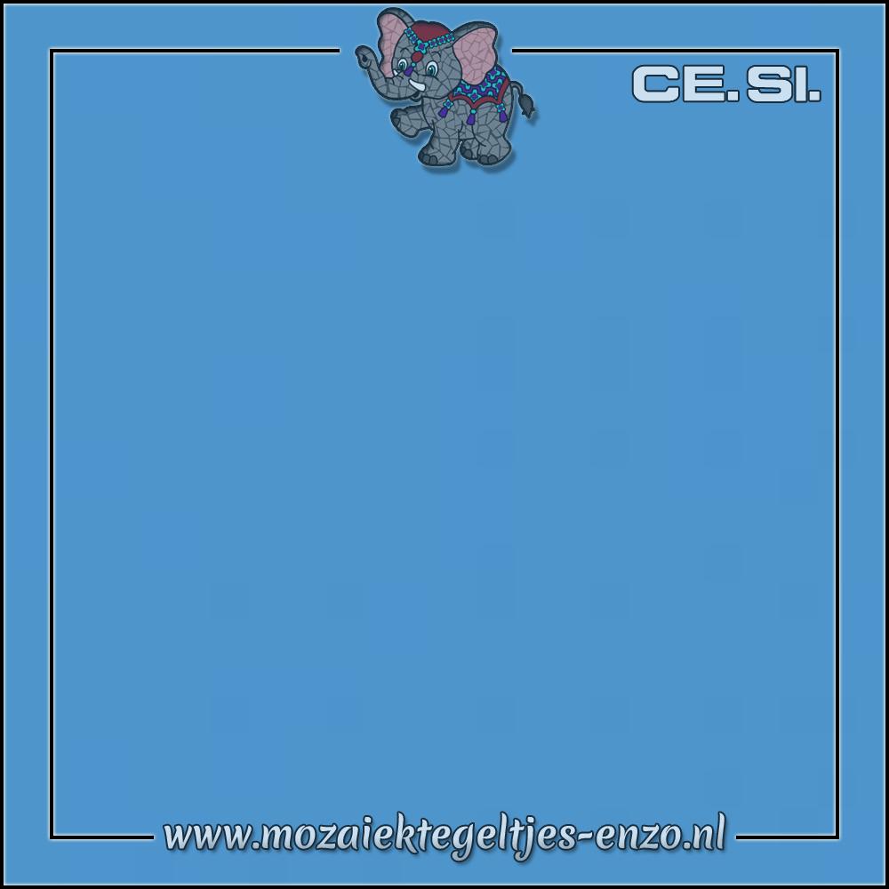 Cesi Mat Glanzend | 20cm | Op bestelling | 1 stuks |Blue Electric