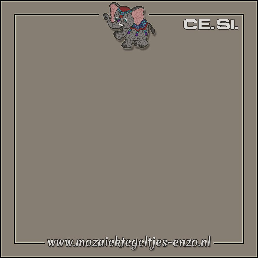 Cesi Mat Glanzend | 20cm | Op bestelling | 1 stuks |Tortora