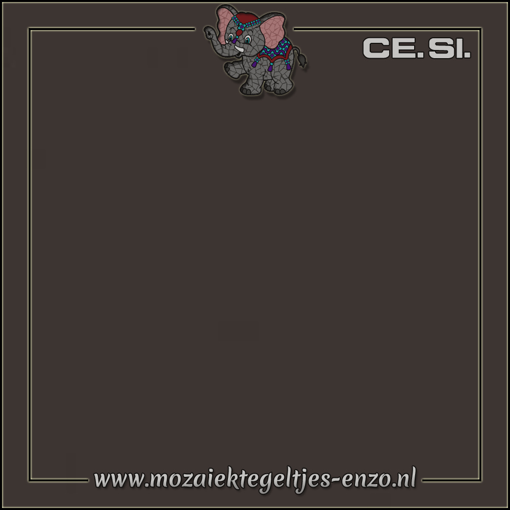 Cesi Mat Glanzend | 20cm | Op bestelling | 1 stuks |Testa di Moro