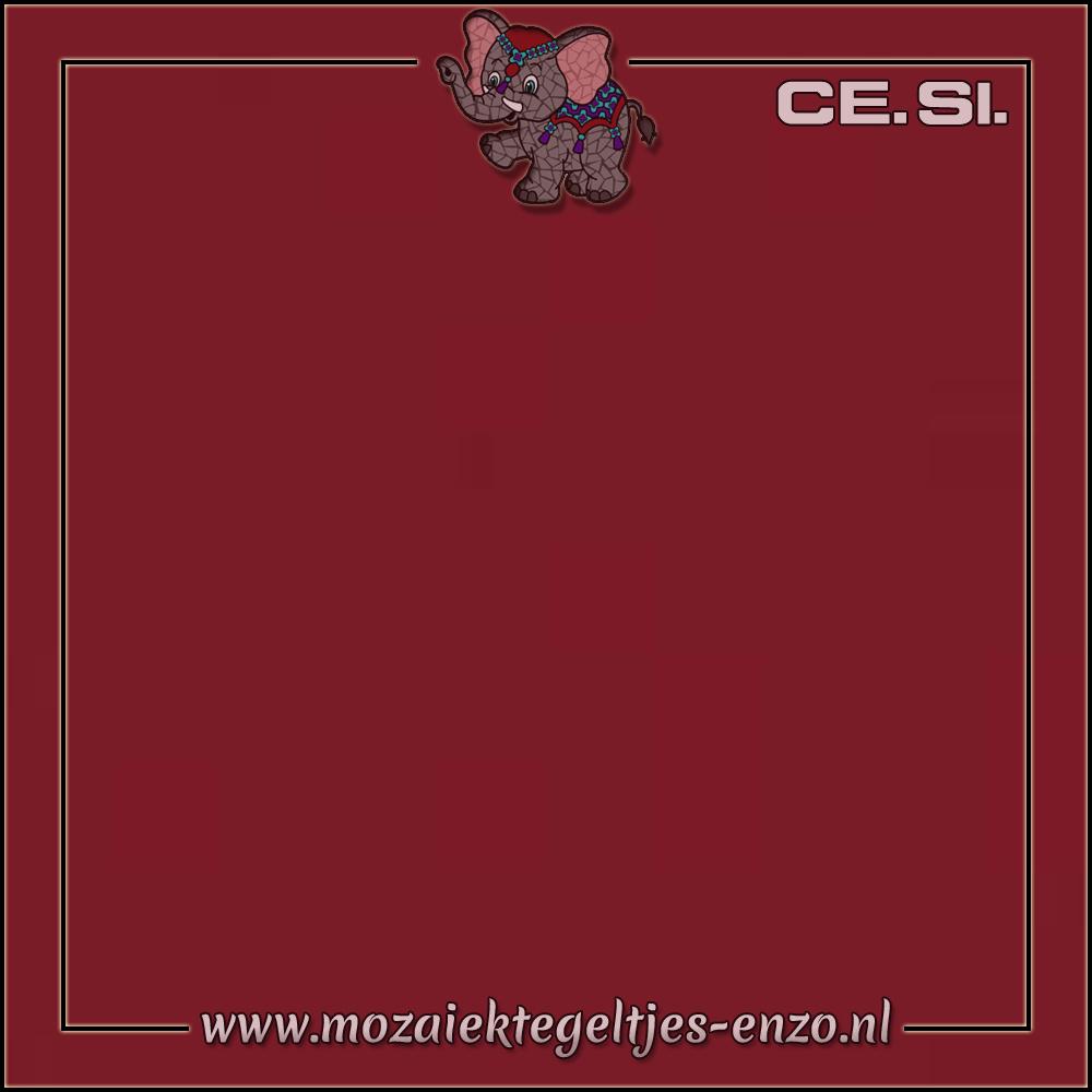 Cesi Mat Glanzend | 20cm | Op bestelling | 1 stuks |Rubino