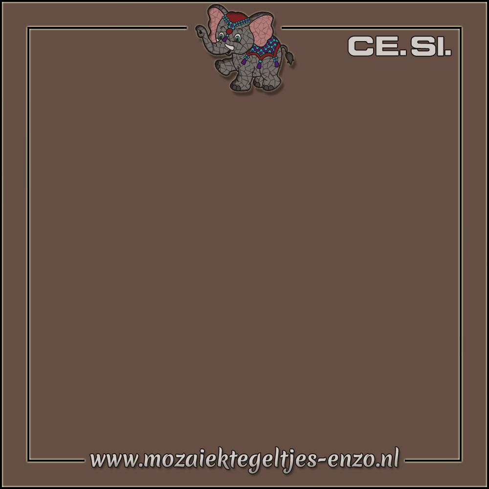Cesi Mat Glanzend | 20cm | Op bestelling | 1 stuks |Moka