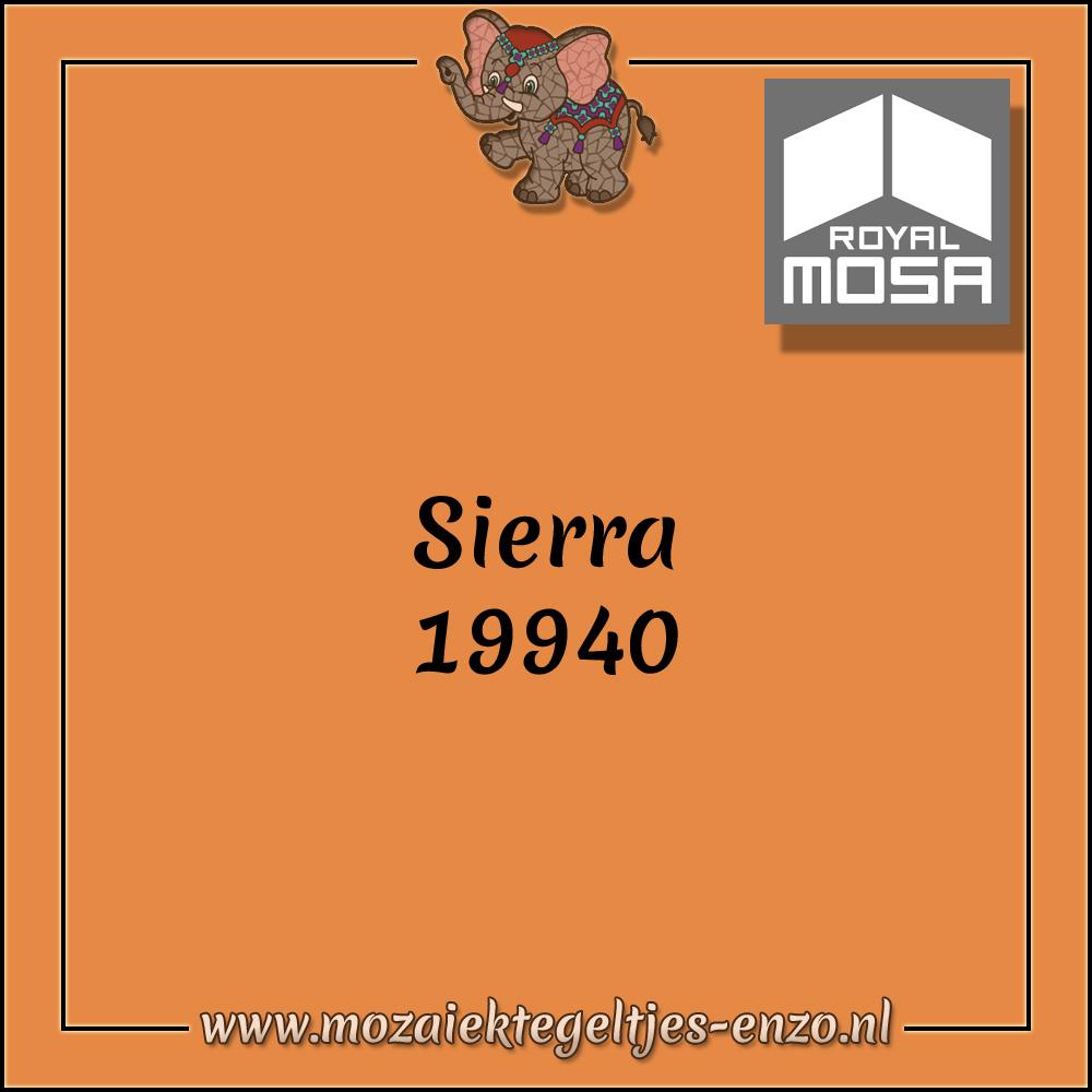 Royal Mosa Tegel Glanzend | 15cm | Op voorraad | 1 stuks | Sierra 19940