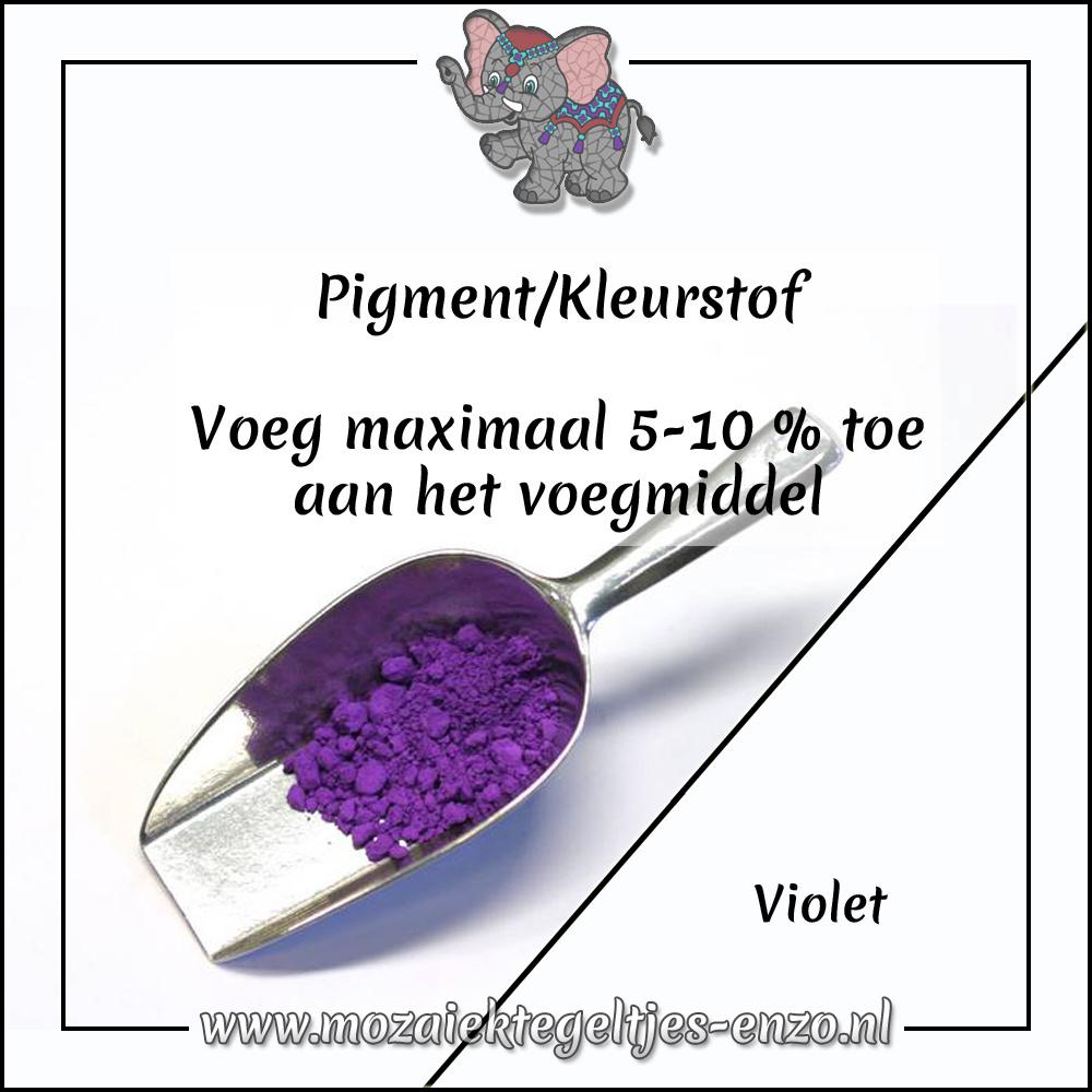 Pigment | Kleurstof voor voegmiddel | 20 gram |Violet