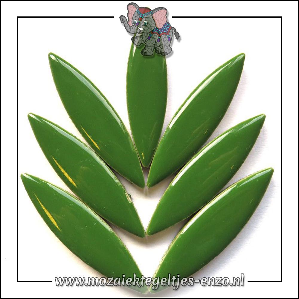 Keramiek Petals XL Normaal   60mm   Enkele Kleuren   1 stuks  Eucalyptus