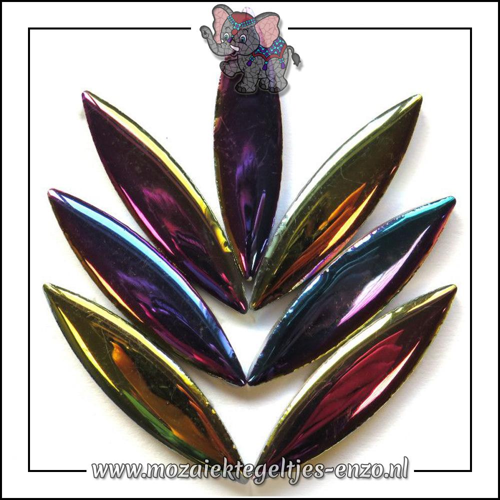 Keramiek Petals XL Normaal | 60mm | Enkele Kleuren | 1 stuks |Disco Lights