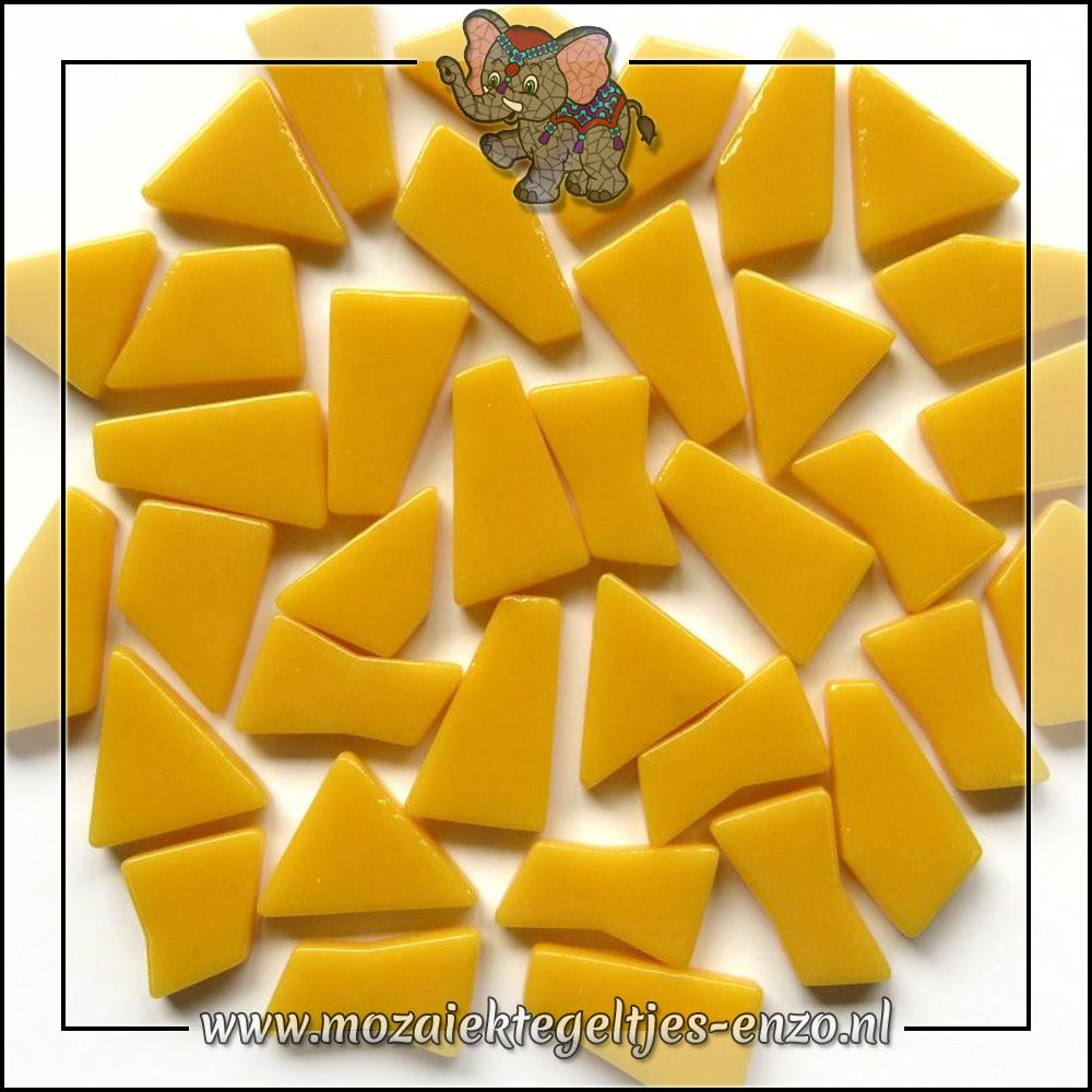 Snippets Puzzelstukjes Normaal   Enkele Kleuren   50 gram  Warm Yellow