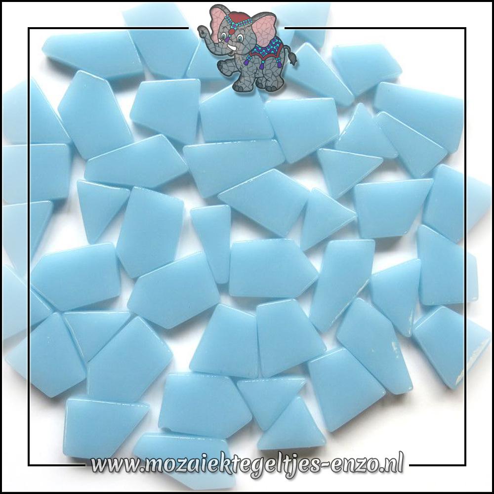 Snippets Puzzelstukjes Normaal | Enkele Kleuren | 50 gram |Aqua