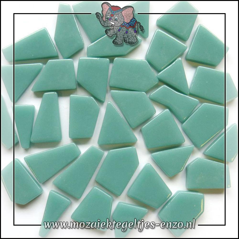 Snippets Puzzelstukjes Normaal | Enkele Kleuren | 50 gram |Pale Teal