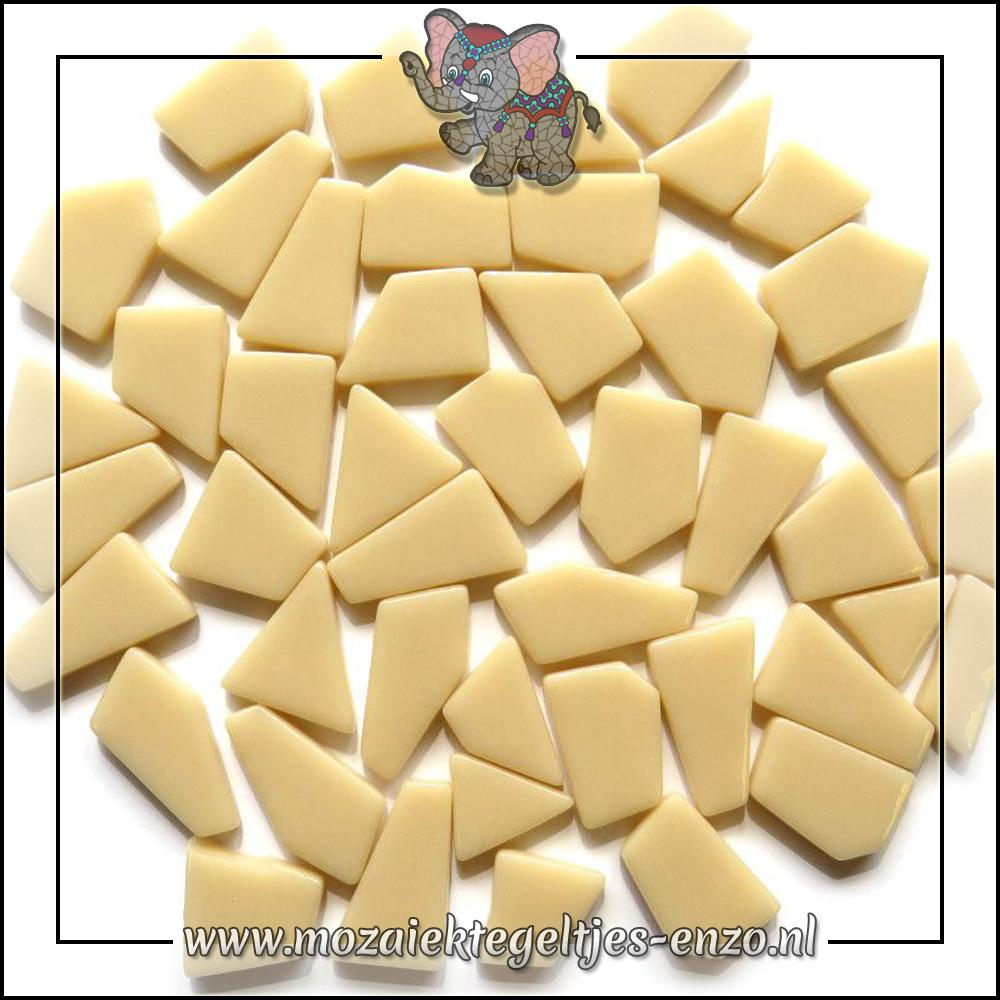 Snippets Puzzelstukjes Normaal | Enkele Kleuren | 50 gram |Cream