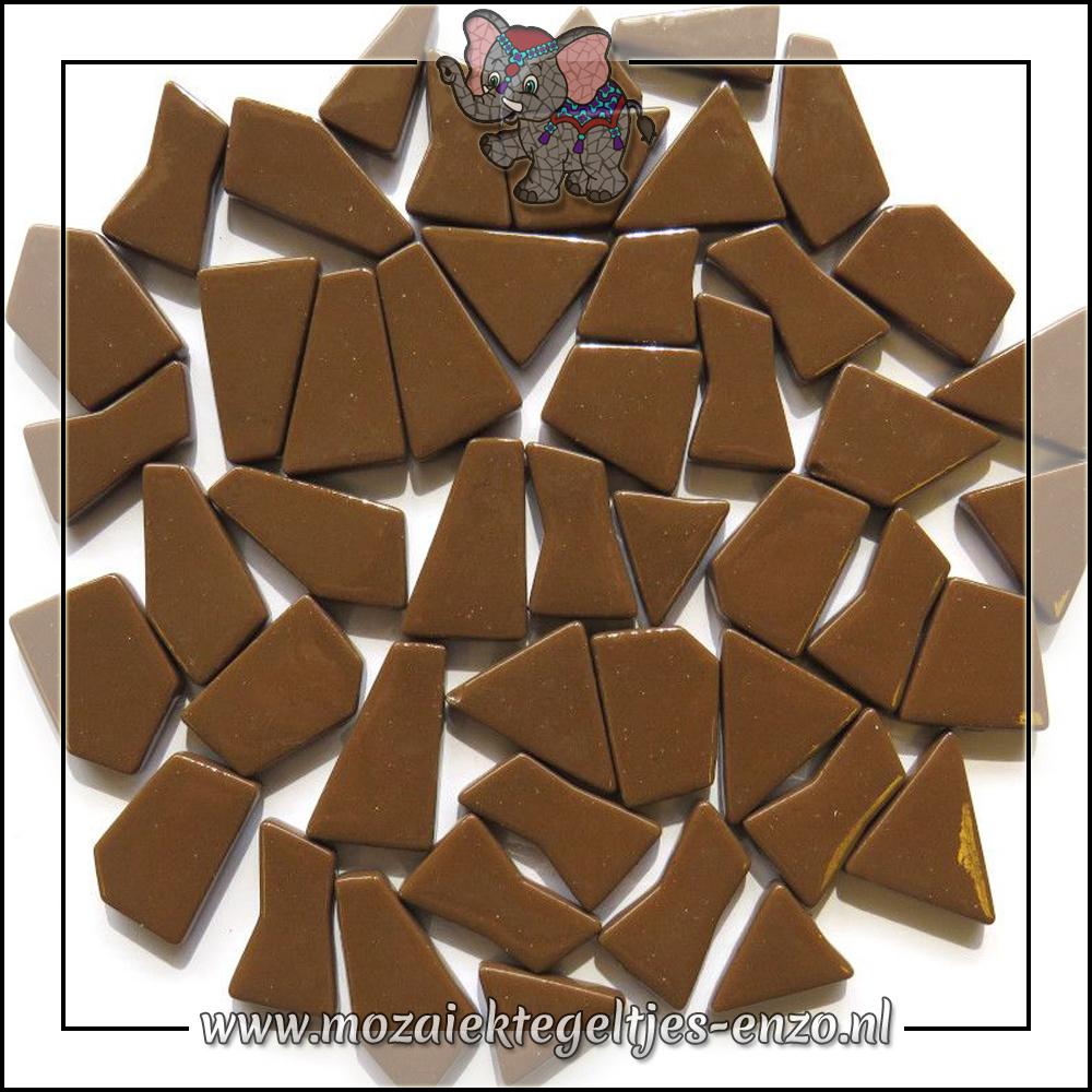 Snippets Puzzelstukjes Normaal   Enkele Kleuren   50 gram  Coffee