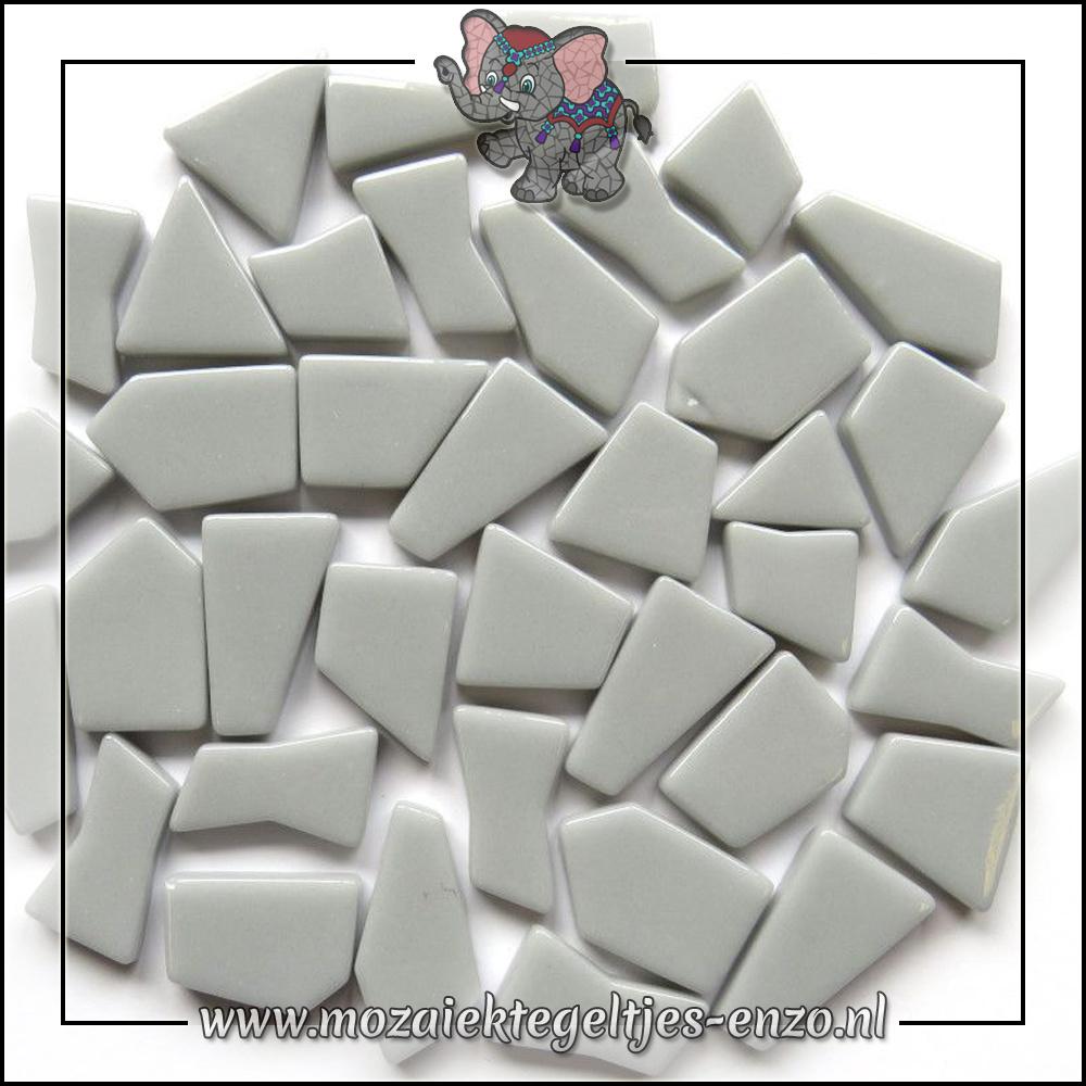 Snippets Puzzelstukjes Normaal | Enkele Kleuren | 50 gram |Pale Grey