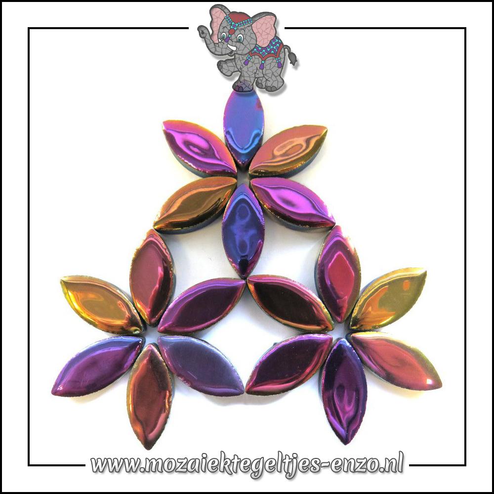 Keramiek Petals Normaal | 25mm | Enkele Kleuren | 50 gram |Disco Lights