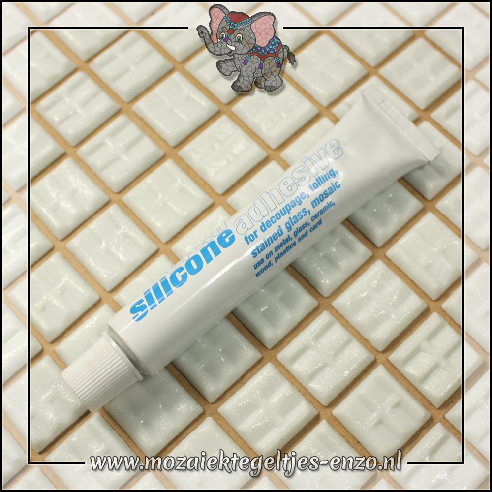 Mozaieklijm | Tube 25 ml | Siliconen Lijm