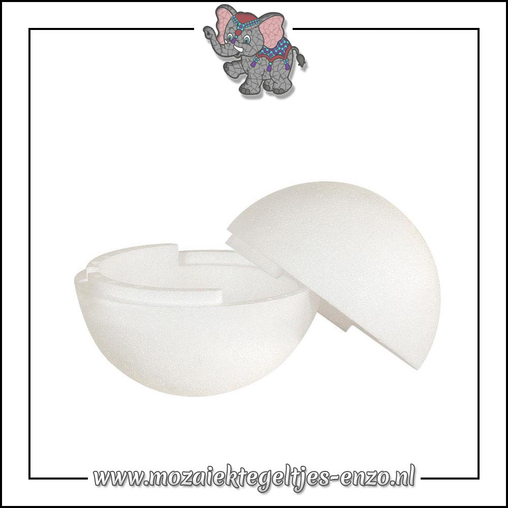 Knutselmateriaal Styropor | 15 cm | Piepschuim Vormen | Bal