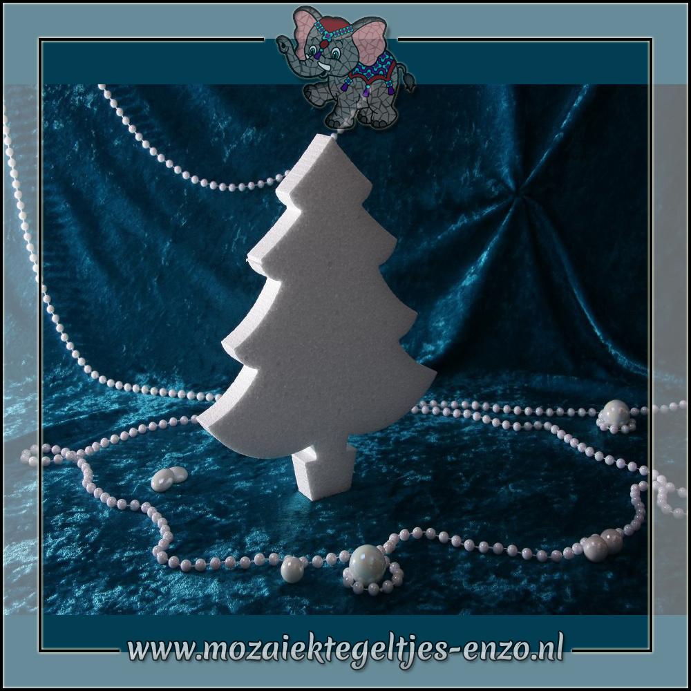 Knutselmateriaal Styropor | Piepschuim vormen | Kerstboom
