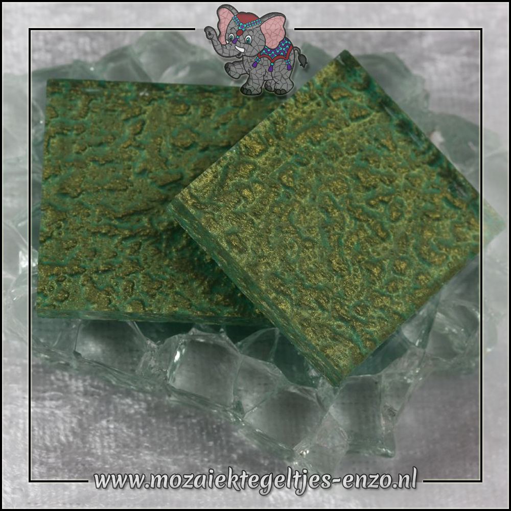Pearl Sparkle | 2,5cm | Enkele Kleuren | 10 stuks |Army Green