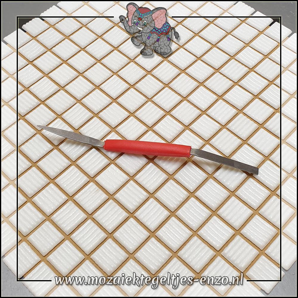 Mozaiek gereedschap | Paleerijzer | Spatel klein