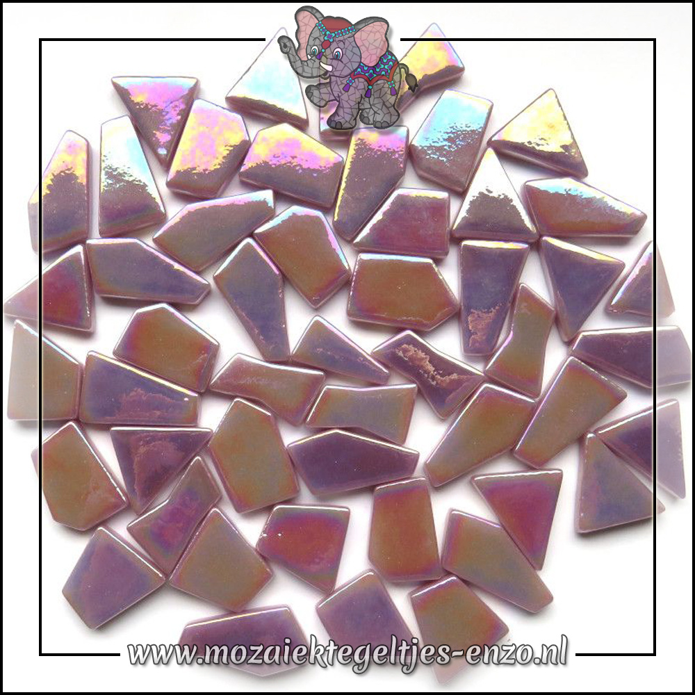 Snippets Puzzelstukjes Parelmoer | Enkele Kleuren | 50 gram | Lilac