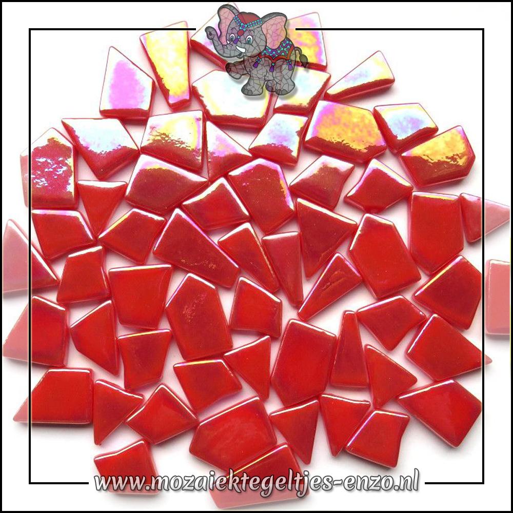 Snippets Puzzelstukjes Parelmoer | Enkele Kleuren | 50 gram | Watermelon